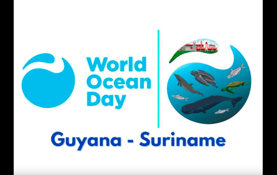 World Ocean Day 2021, Suriname - Guyana - World Ocean Day